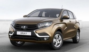 Lada Xray готовится к началу продаж в Беларуси