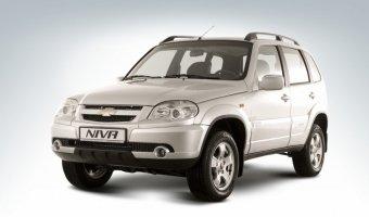 Внедорожник года на особых условиях: Chevrolet Niva с выгодой 75 000 рублей