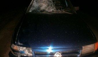 В Рыбинском районе автомобиль насмерть сбил пешехода