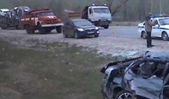 В Шиловском районе в ДТП с микроавтобусом погиб человек