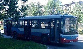 В Череповце в ДТП с автобусом пострадали три человека