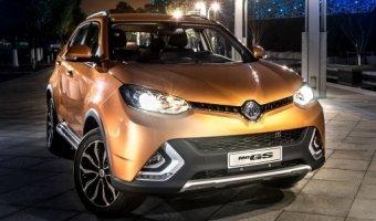 Новый первый внедорожник от MG выходит на рынки Европы