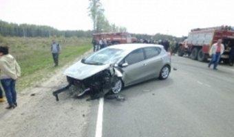 В ДТП под Жуковкой погибли два молодых человека