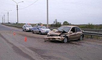 В ДТП под Череповцом пострадали три человека