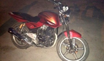 В Брестской области один подросток на мотоцикле сбил другого