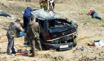 На Камчатке в ДТП погибли четыре человека