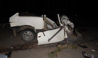 Под Читой в ДТП по вине пьяного водителя погибли трое
