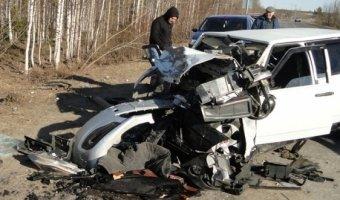В Печоре в ДТП пострадали пять человек