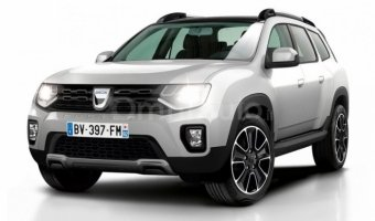 В Сети появился рендер Dacia Daster нового поколения