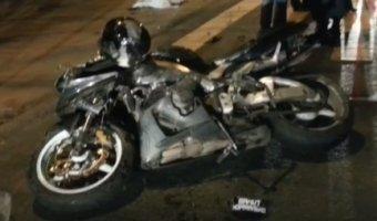 В Северодвинске погибла 21-пассажирка мотоцикла