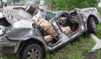 В Хабаровске в ДТП 20-летней девушке оторвало голову