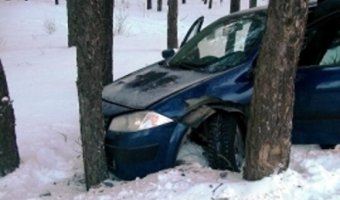 Мать четверых детей, сев нетрезвой за руль, стала причиной гибели мужа