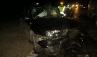 Под Нижним Новгородом в ДТП с двумя Renault один человек погиб, трое ранены