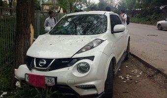 В Пятигорске автоледи перепутала педали: ранены трое детей