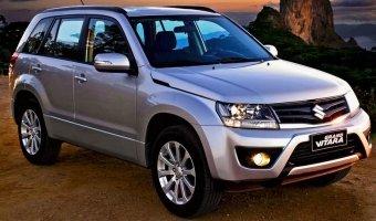 На авторынке России может снова появиться Suzuki Grand Vitara