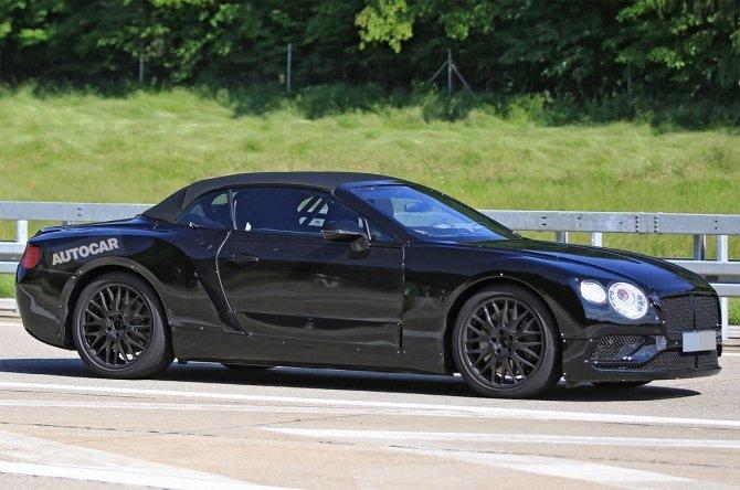 Bentley тестируют новый кабриолет Continental GT (1).jpg