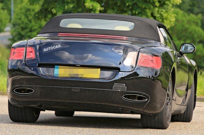 Bentley тестируют новый кабриолет Continental GT (3).jpg