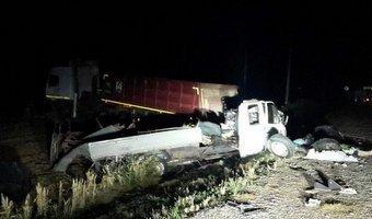 В Георгиевском районе в тройном ДТП погибли два человека