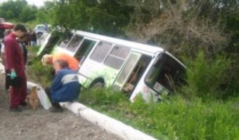 В Магнитогорске в ДТП с автобусом погиб водитель легковушки