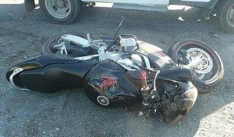 В Соликамске насмерть разбился мотоциклист