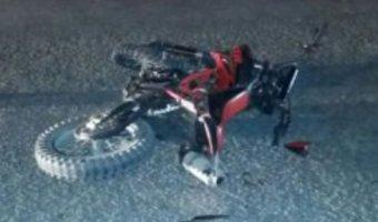 В Верхней Пышме в ДТП пострадал 16-летний мотоциклист
