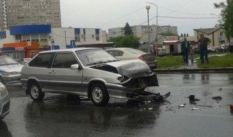 В Курчатове в ДТП пострадали две женщины