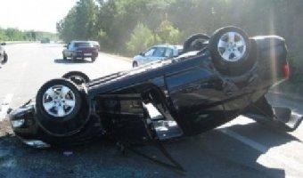 Ребенок погиб в ДТП с Toyota Mark II под Читой