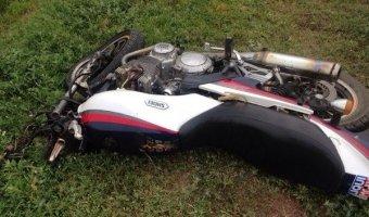 Под Таганрогом в ДТП погиб мотоциклист