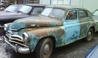Старым автомобилям запретят въезд в центр Парижа