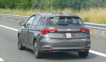 Fiat проводит заключительные испытания хэтчбека Tipo