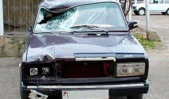 Пьяный угонщик в Магнитогорске насмерть сбил беременную женщину