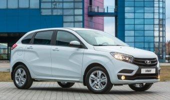 Продажи LADA Xray с двигателем от Nissan прекращаются
