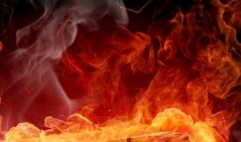 На трассе «Дон» в ДТП сгорели три человека