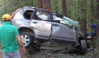 В Нижнем Тагиле в ДТП погибла девушка, а водитель потерял ногу