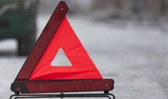 На крымской трассе столкнулись ВАЗ и Daewoo: два человека погибли