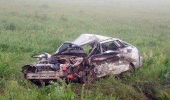 В Мордовии в ДТП в тумане погибли три человека