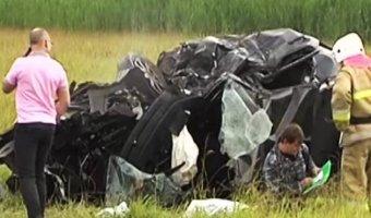 В ДТП в Красноармейском районе погибли два человека