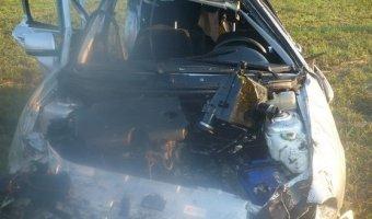 В Буинском районе автомобиль упал с дамбы: погибли два человека
