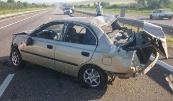 В Воронежской области в ДТП погибла женщина