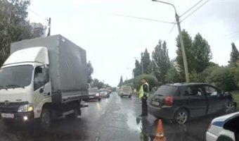В Омске в ДТП погиб водитель Toyota