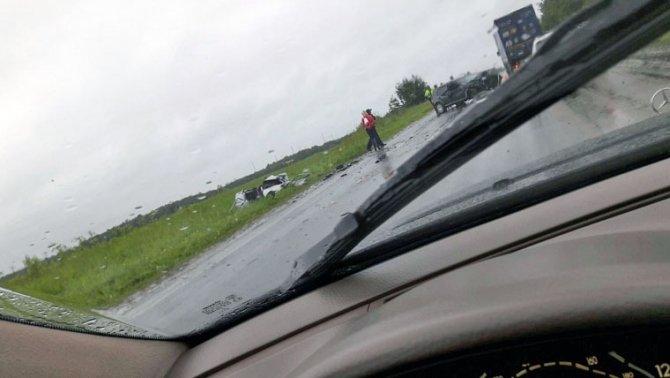 В ДТП в Ломоносовском районе погиб человек (2).jpg