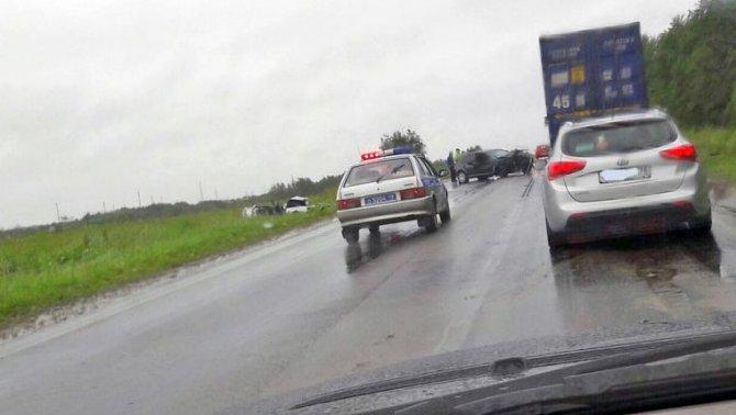 В ДТП в Ломоносовском районе погиб человек (1).jpg