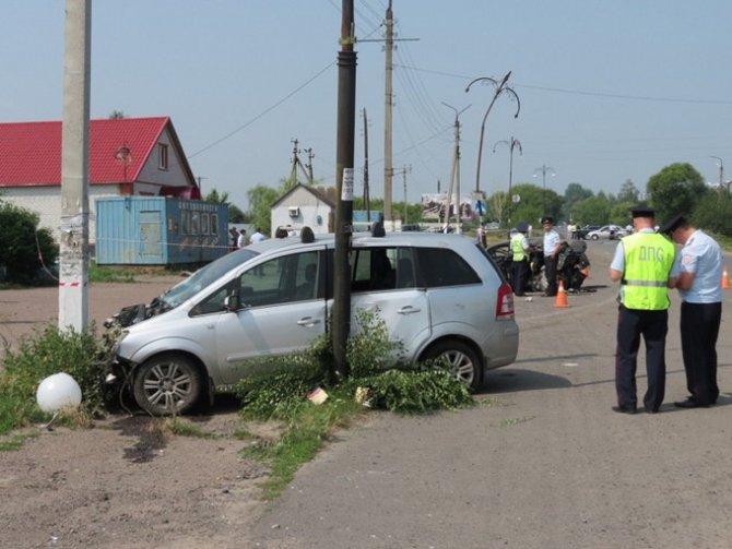 Под Курском в ДТП погибла семейная пара полицейских (1).jpg