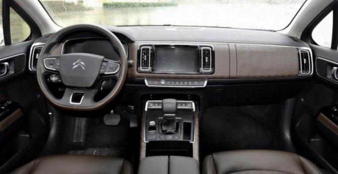 Седан Citroen C6 готов к выходу на рынок Китая (2).jpg