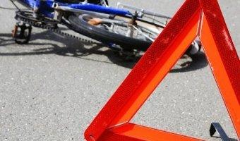 В Зернограде ВАЗ насмерть сбил 9-летнего велосипедиста