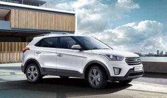 Hyundai Creta доступен для предварительного заказа!