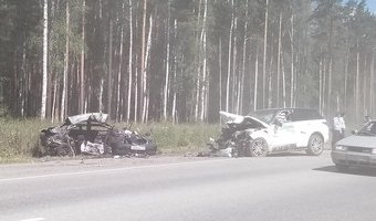 Под Екатеринбургом в ДТП погибла сотрудница полиции