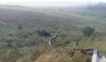 Под Тулой погиб 19-летний пассажир иномарки
