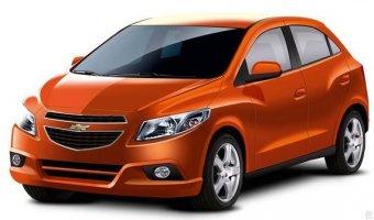 Chevrolet выпустит в Бразилии новую бюджетную модель