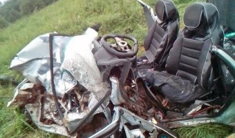 В ДТП в Ломоносовском районе погиб человек